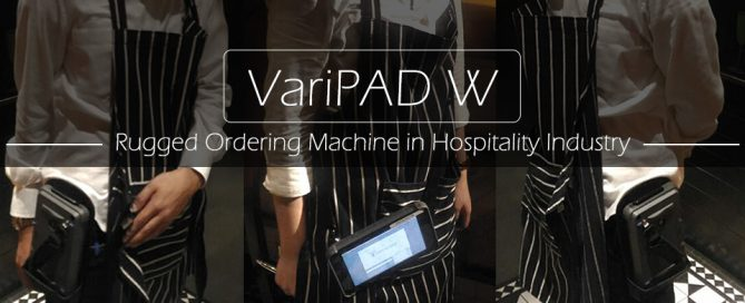 VariPAD W ordering machine