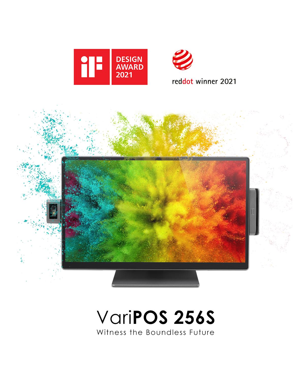 VariPOS - Award Winning Design